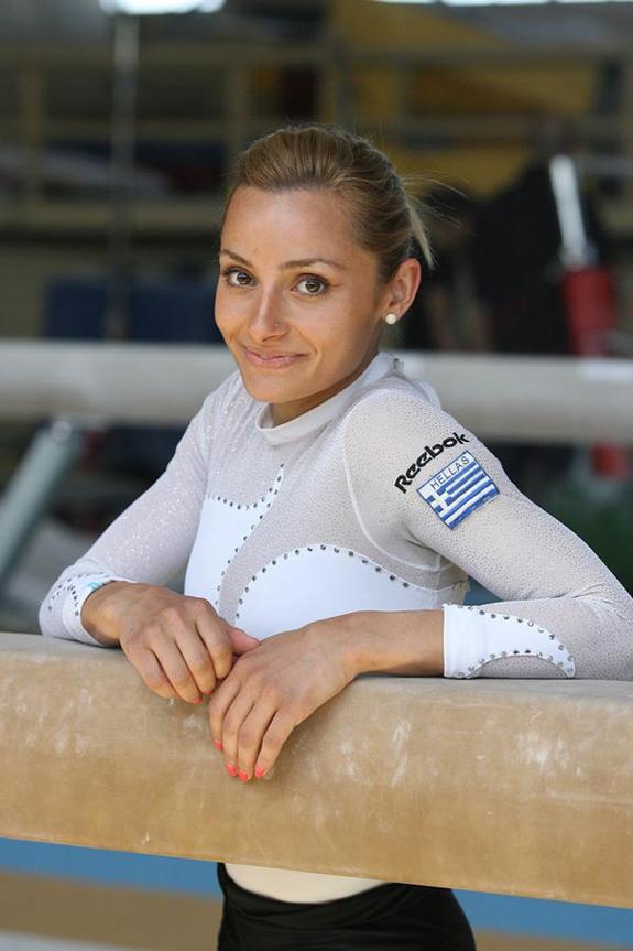 Vasiliki Millousi Gymnastics Greece