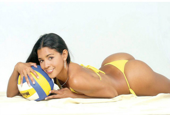 Jaqueline Carvalho Volleyball Brazil
