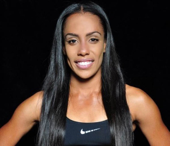 Carol Rodriguez Track And Field Puerto Rico
