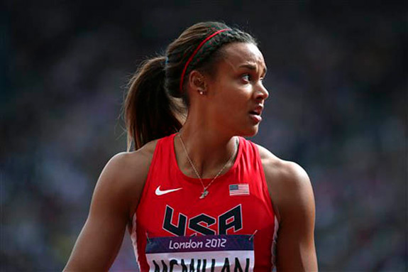 Chantae Mcmillan Heptathlon Usa