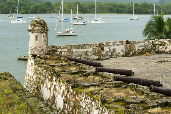 Fort Santiago Ruins Portobelo