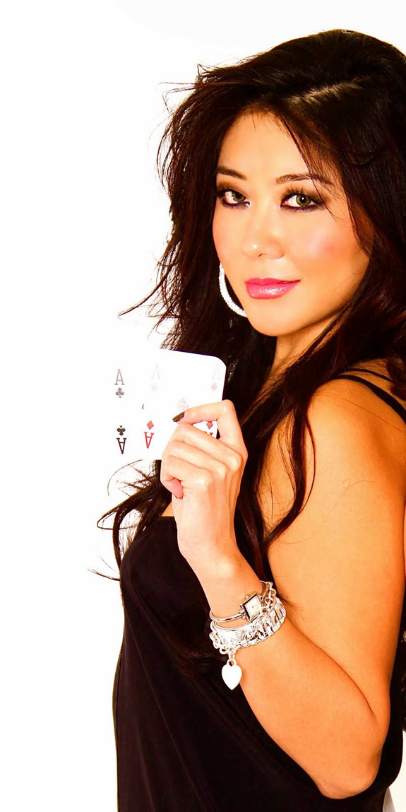 Maria Ho Top 10 Hottest Female Poker Players