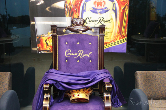 NASCAR Brickyard 400 Crown Royal