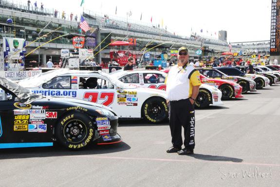 NASCAR Brickyard 400 IMS