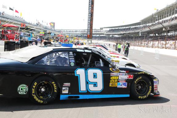 NASCAR Brickyard 400 IMS Crown Royal