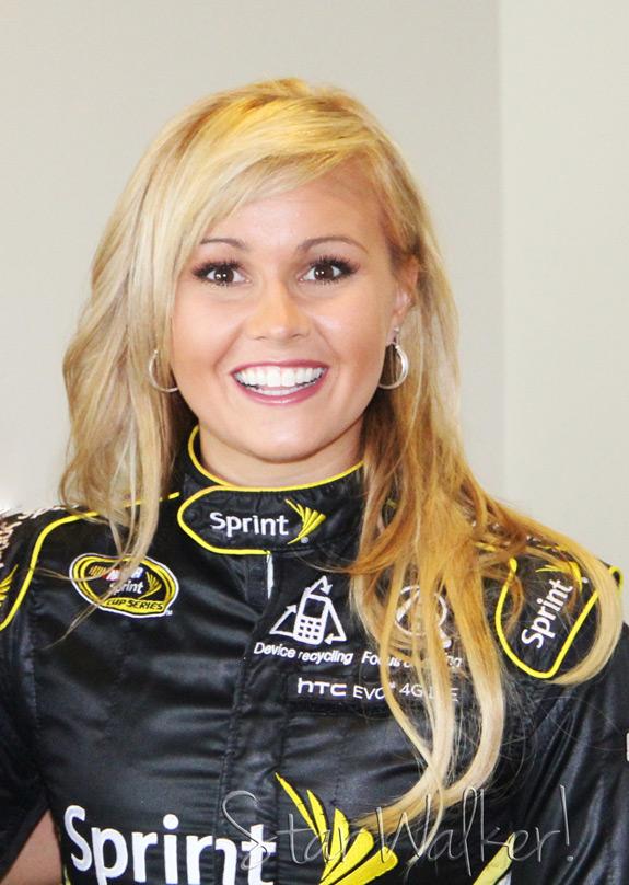 NASCAR Brickyard 400 Miss Sprint Cup