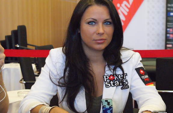 Sandra Naujoks Top 10 Hottest Female Poker Players