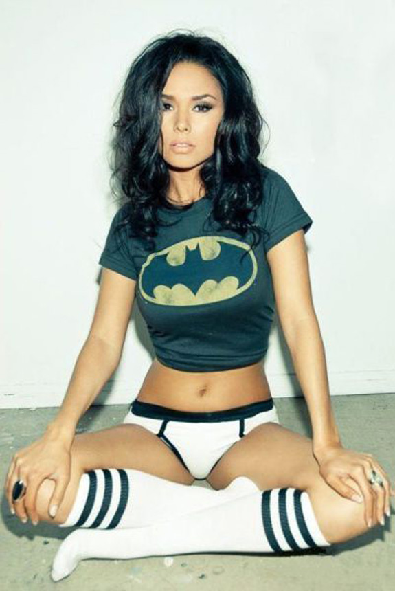 Sexy Photo Batgirl