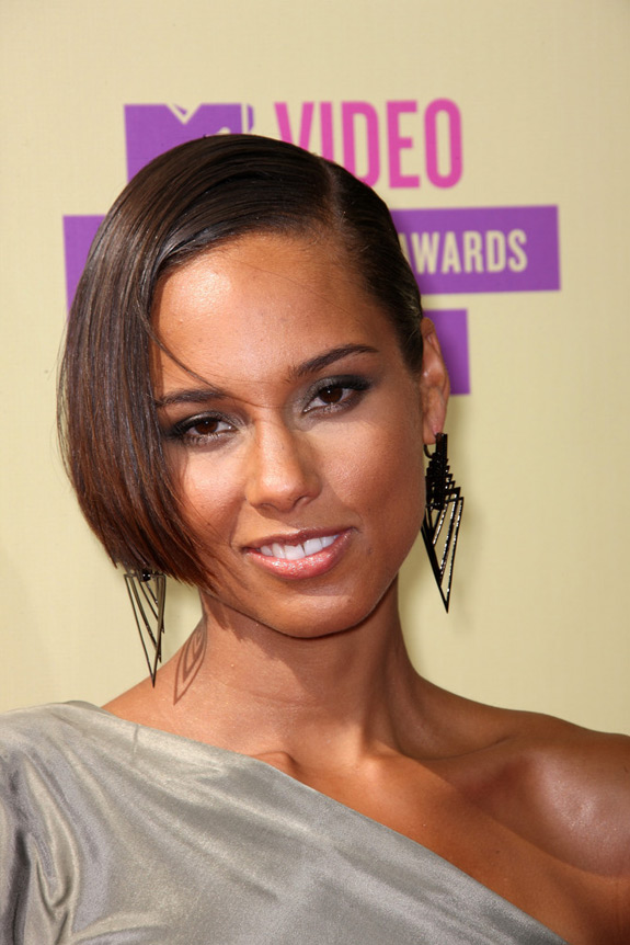 Alicia Keys MTV VMA Music Awards 2012