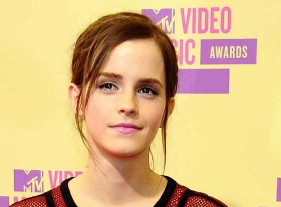 Emma Watson MTV VMA Music Awards 2012