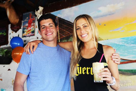 Erica Hosseini Surfer Aaron Torres Writer