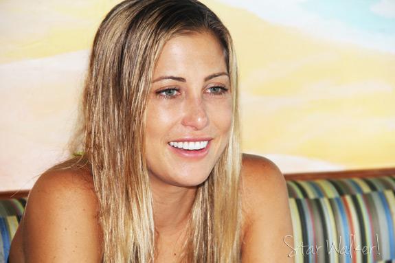 Erica Hosseini Surfer