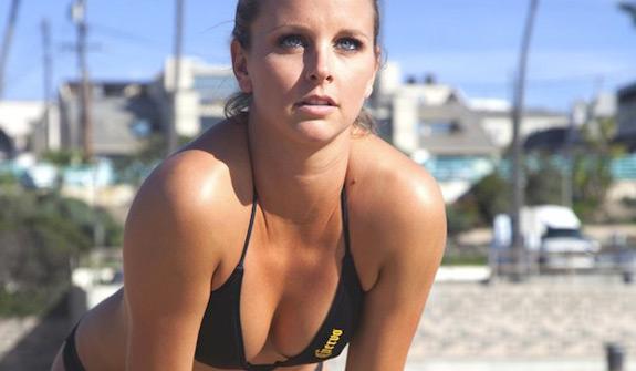 Jess Gysin Beach Volleyball