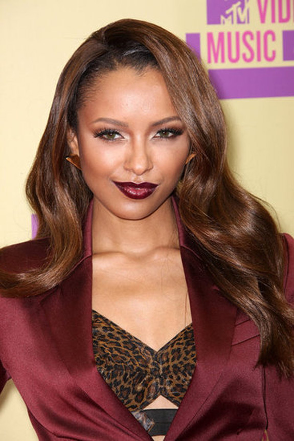 Kat Graham MTV VMA Music Awards 2012