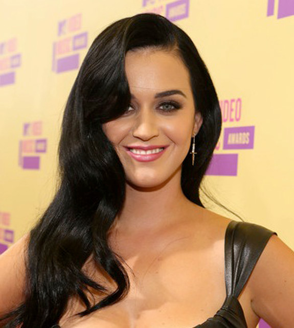 Katy Perry MTV VMA Music Awards 2012