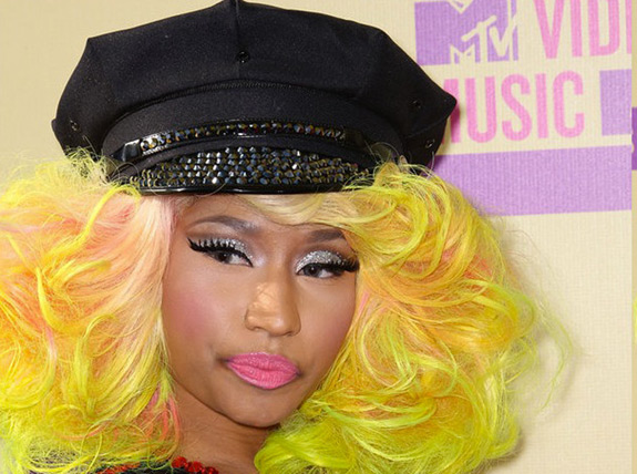 Nicki Minaj MTV VMA Music Awards 2012