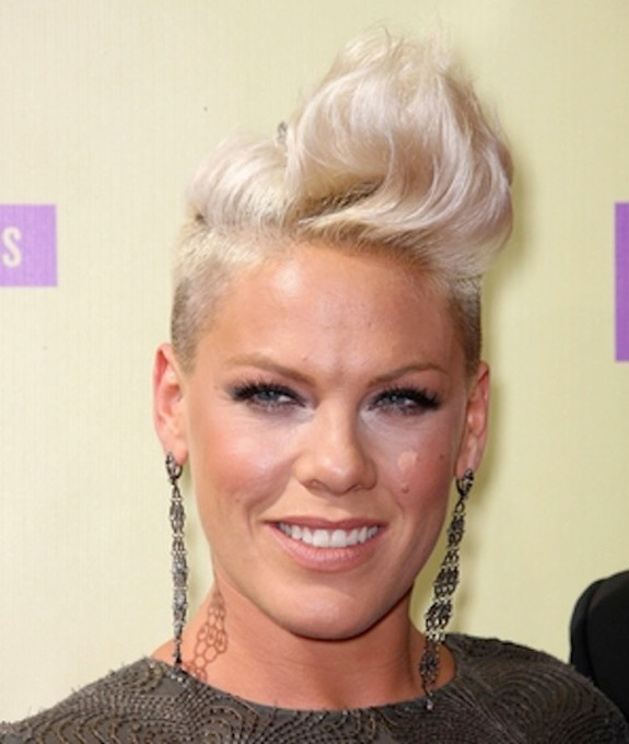 Pink MTV VMA Music Awards 2012