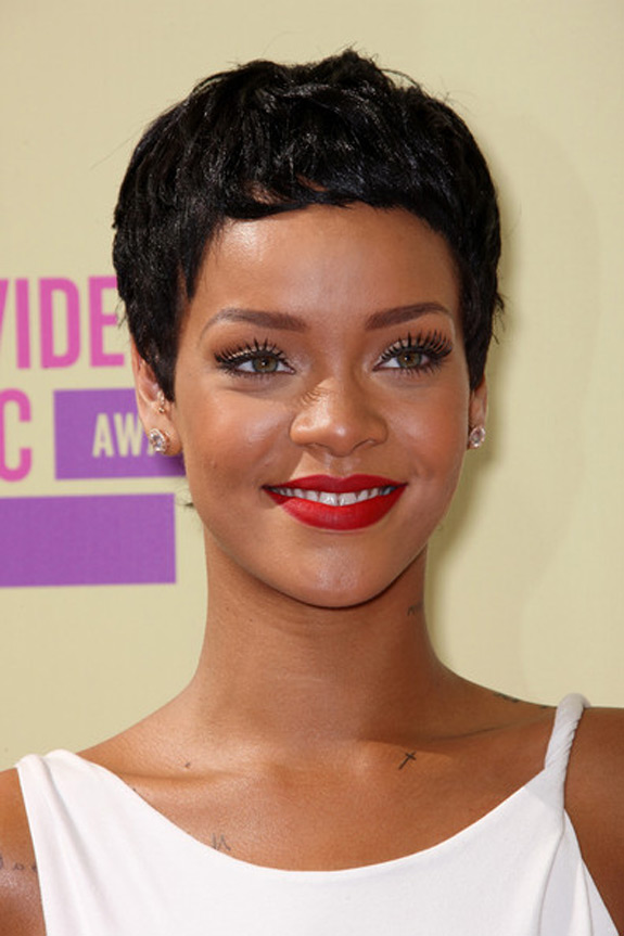 Rihanna MTV VMA Music Awards 2012