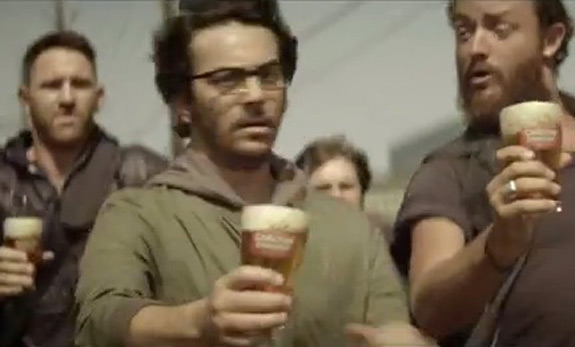 The Beer Chase Carlton Draft