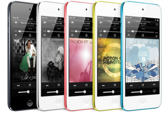 Apple 64gb Ipod Touch Fifth Generation