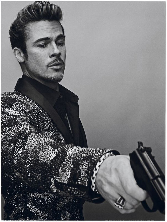 Brad Pitt Photos Interview Magazine (8)