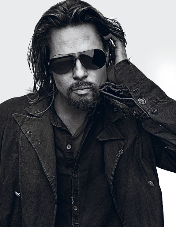 Brad Pitt Photos Interview Magazine (7)