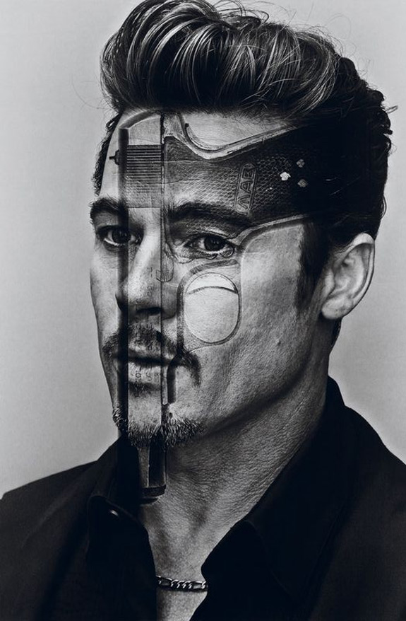 Brad Pitt Photos Interview Magazine (10)