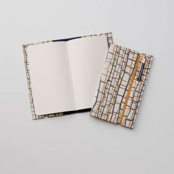 Ladder Twill Notebook Covers