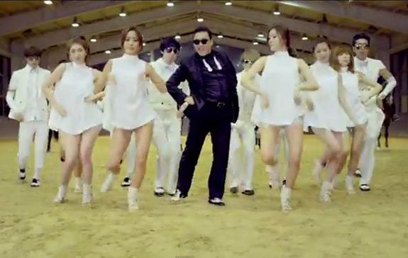 PSY Gangnam Styles