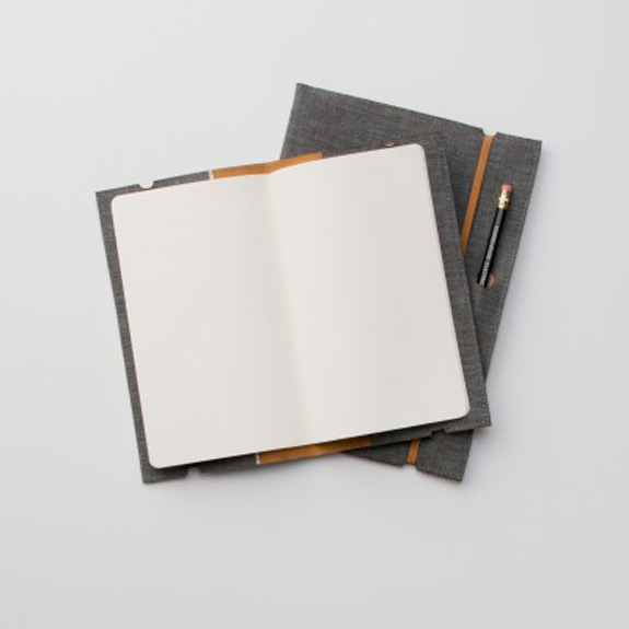 Selvedge Chambray Notebook Covers
