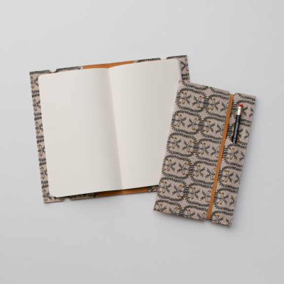 Tess Linen Notebook Cover
