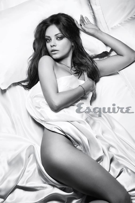 Mila Kunis Esguire Sexiest Women