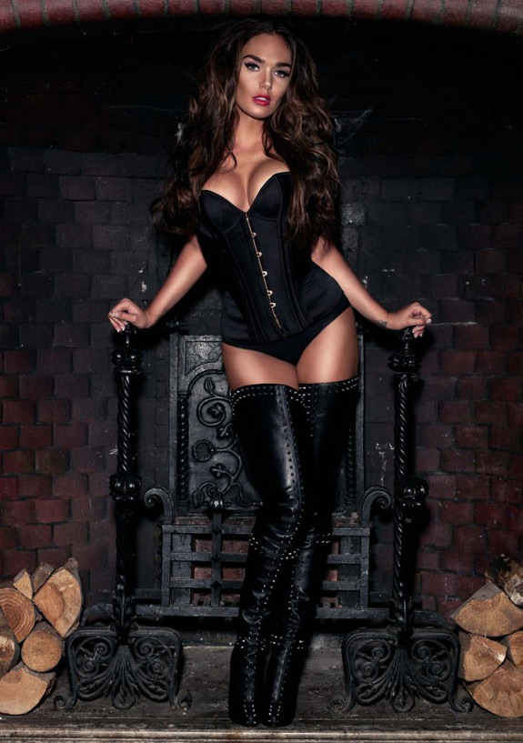 Sexy Photo Tamara Ecclestone Loaded Magazine
