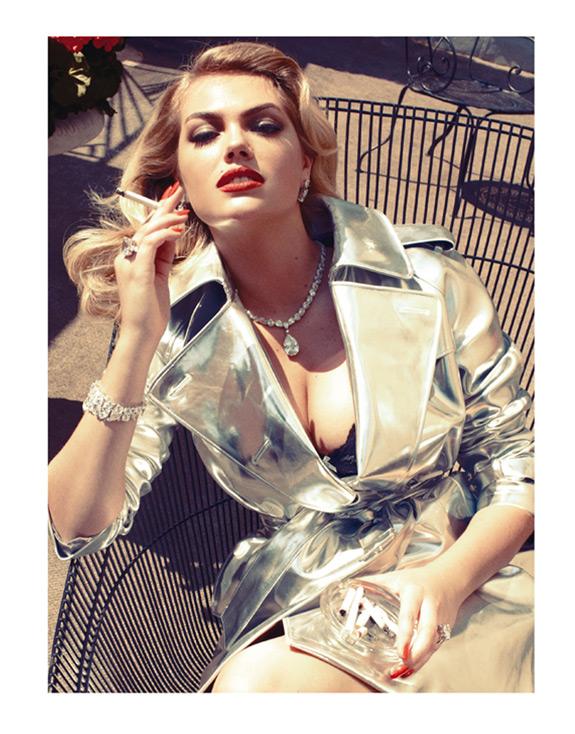 Kate Upton Vogue Italia (7)