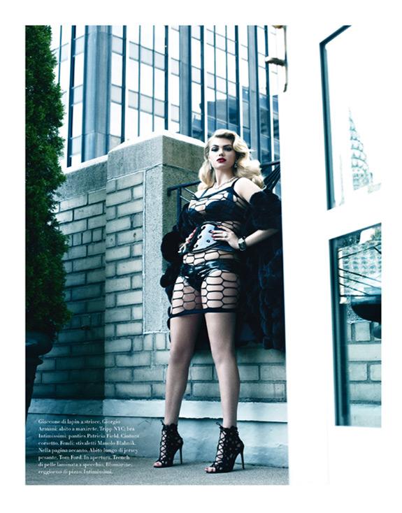 Kate Upton Vogue Italia (2)