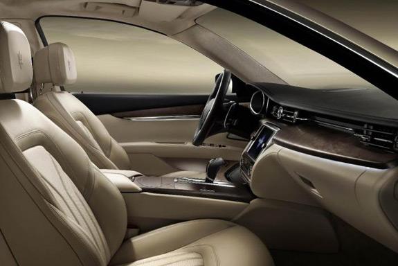 Maserati Quattroporte (6)
