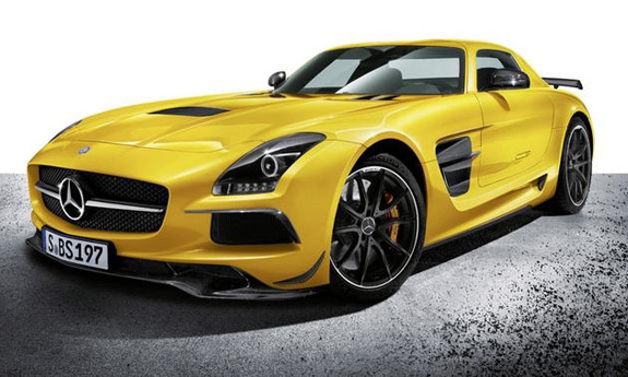 Mercedes Benz Amg Sls Black Series (7)