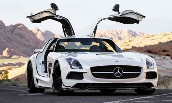 Mercedes Benz Amg Sls Black Series (8)