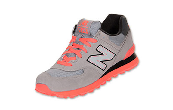 New Balance 574 Retro Infrared
