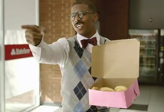 Cliff Paul Chris Paul State Farm Commercial