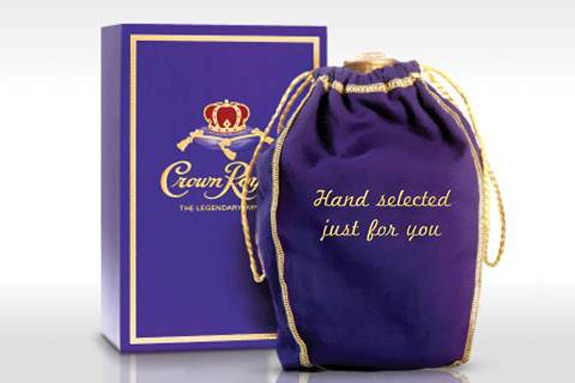 Crown Royal Gift Pass The Crown