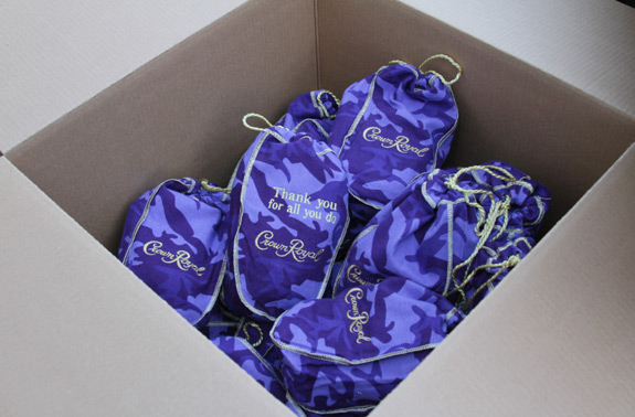 Crown Royal Heroes Project