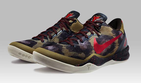 Kobe 8 System Nike Id Python