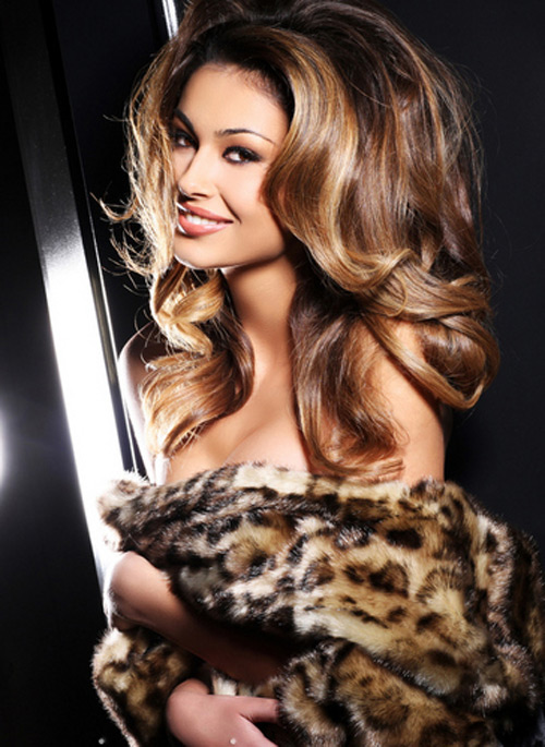 Miss Universe 2012 Photo Albania