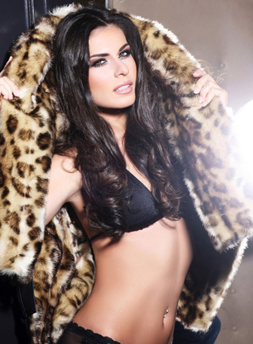 Miss Universe 2012 Photo Greece