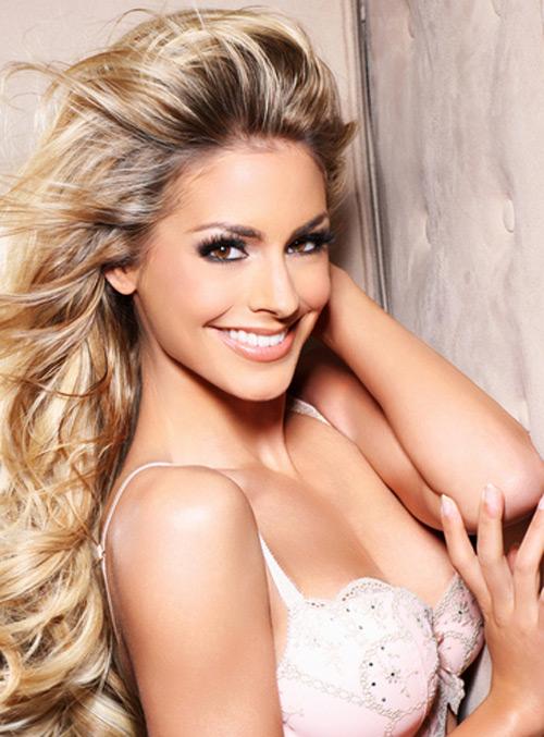 Miss Universe 2012 Photo Netherlands