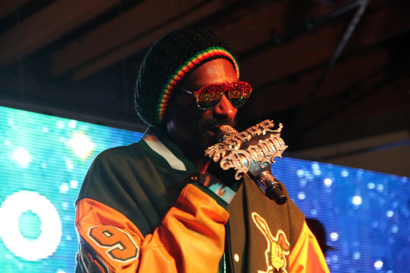 PacSun Common Threads Holiday Party Featuring Snoop Dogg