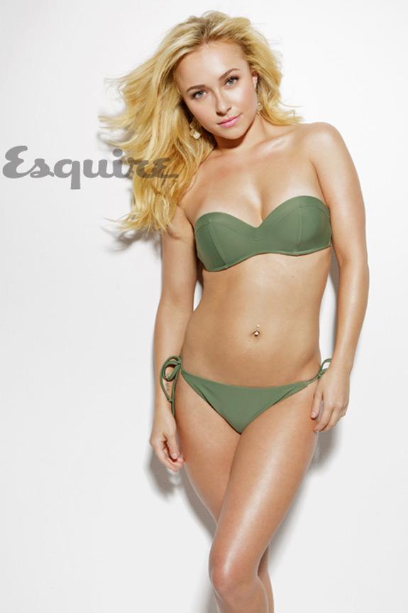 Hayden Panettiere Esquire Magazine