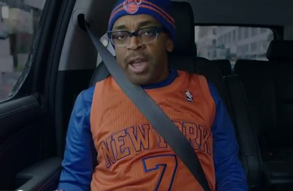 Spike Lee Nba Big Commercial The King Of New York