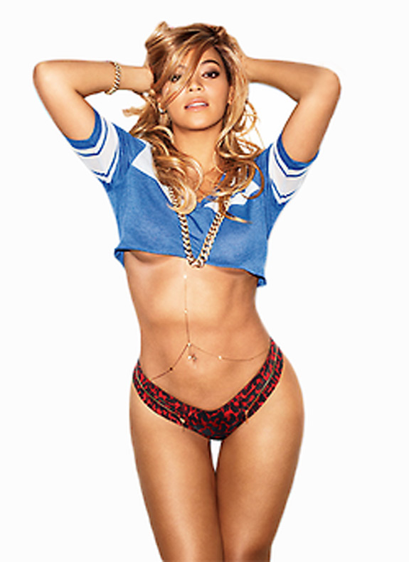 Beyonce GQ Magazine Photos